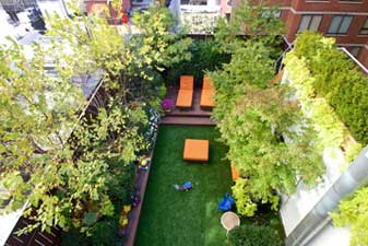 artificial grass for residential use