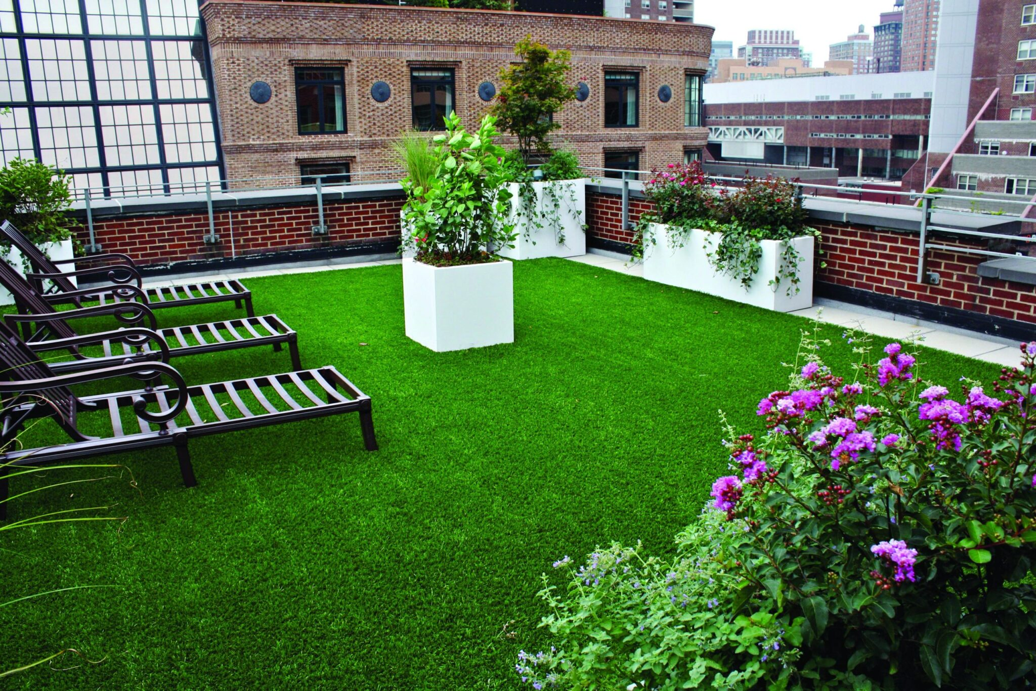 rooftop, artificial grass near me