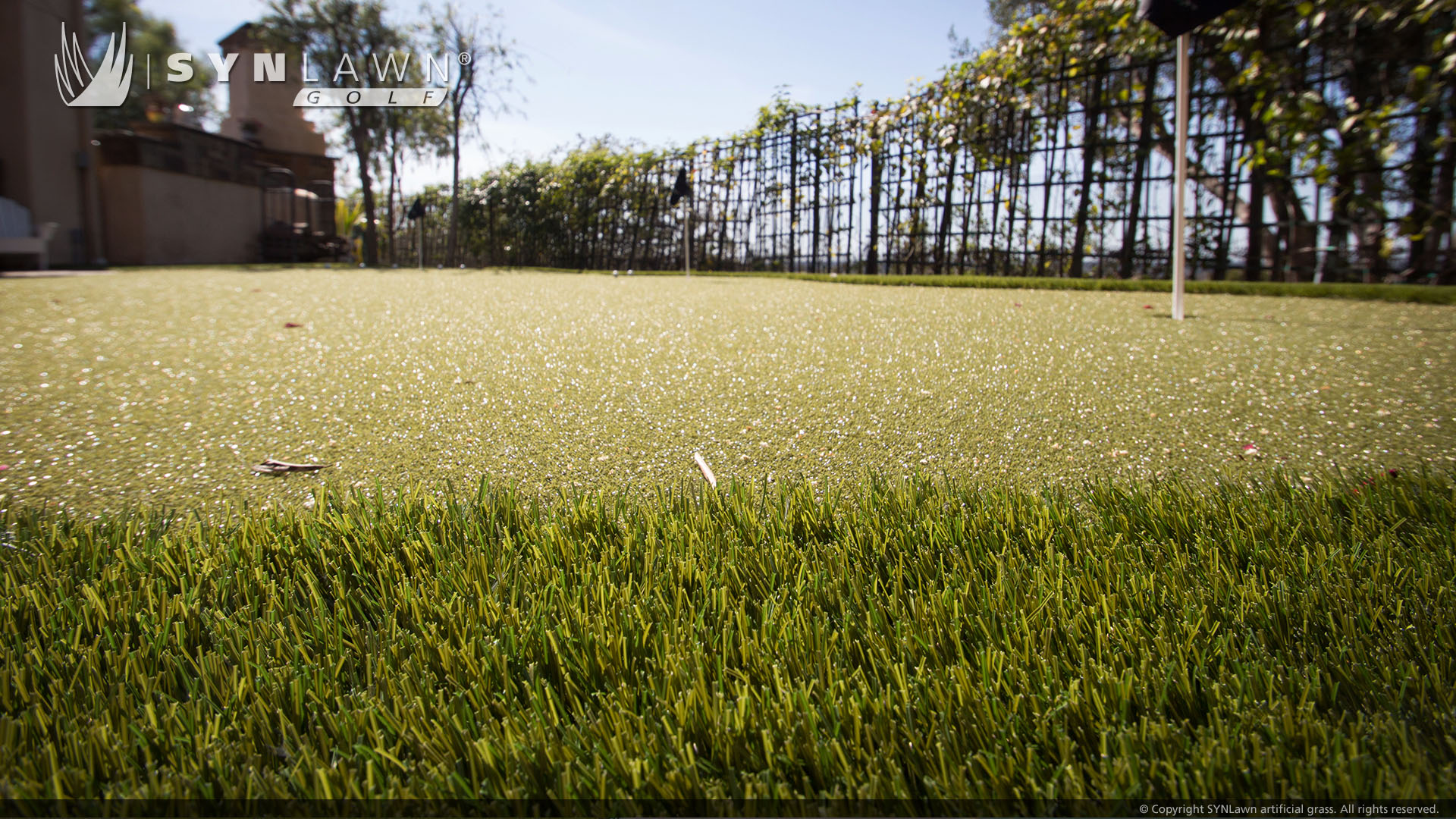 artificial grass, affordable putting green
