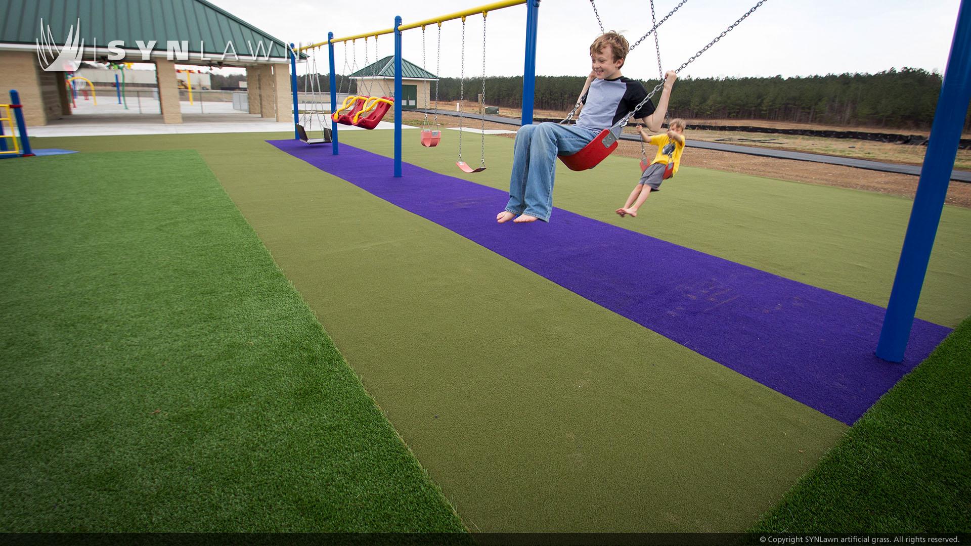playground artificial grass for installation