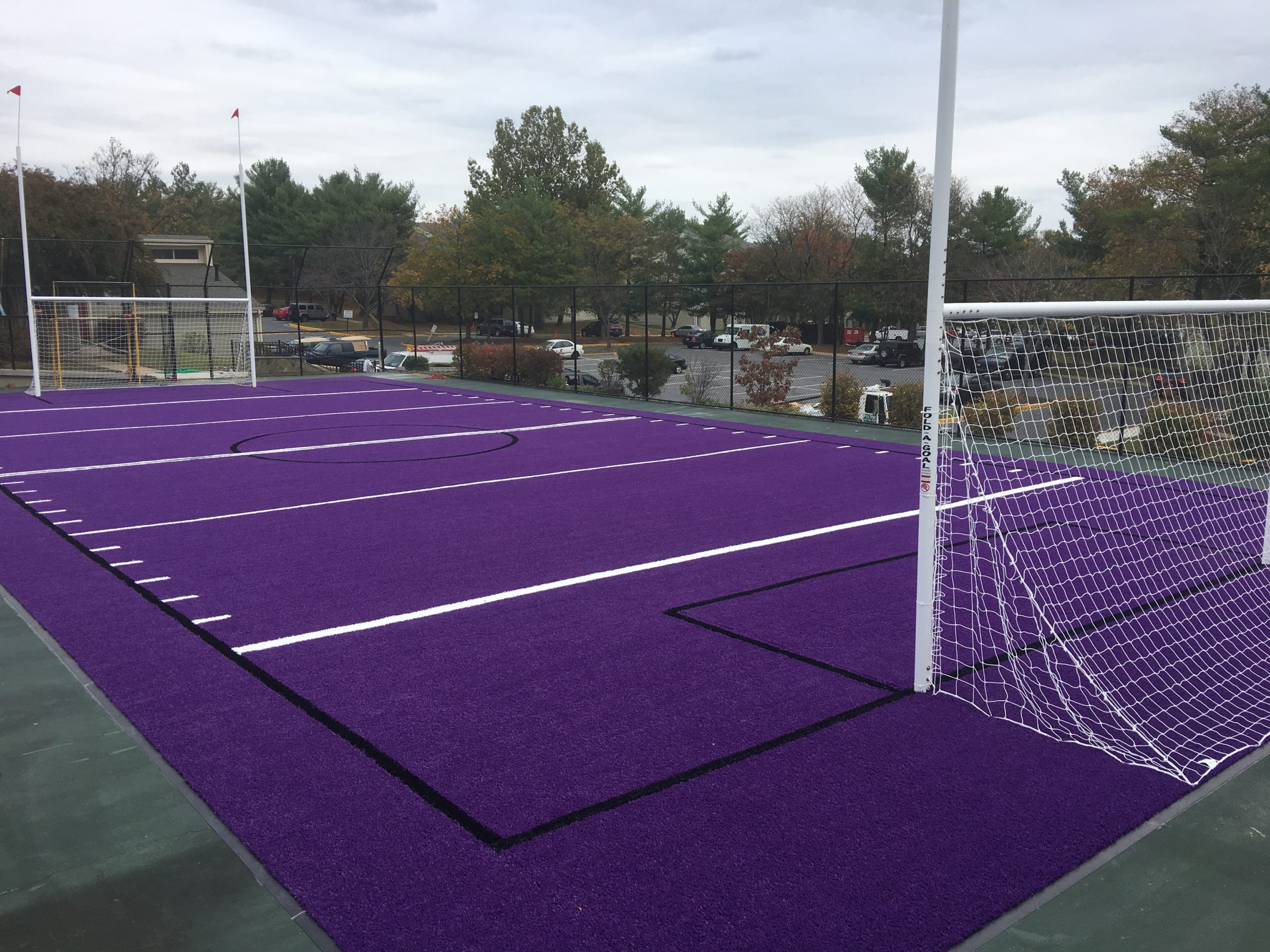 sports turf in Indiana