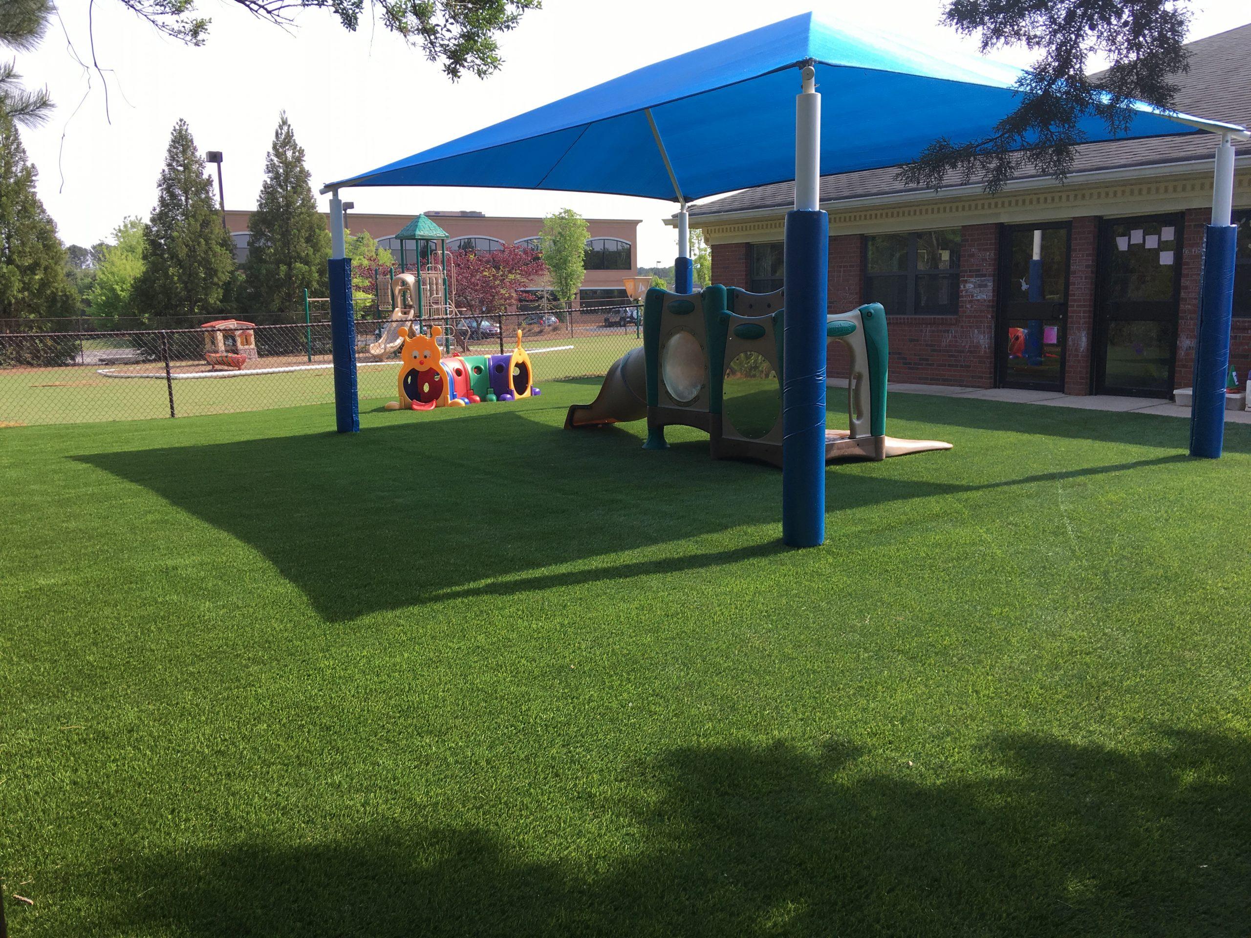 playground school artificial grass