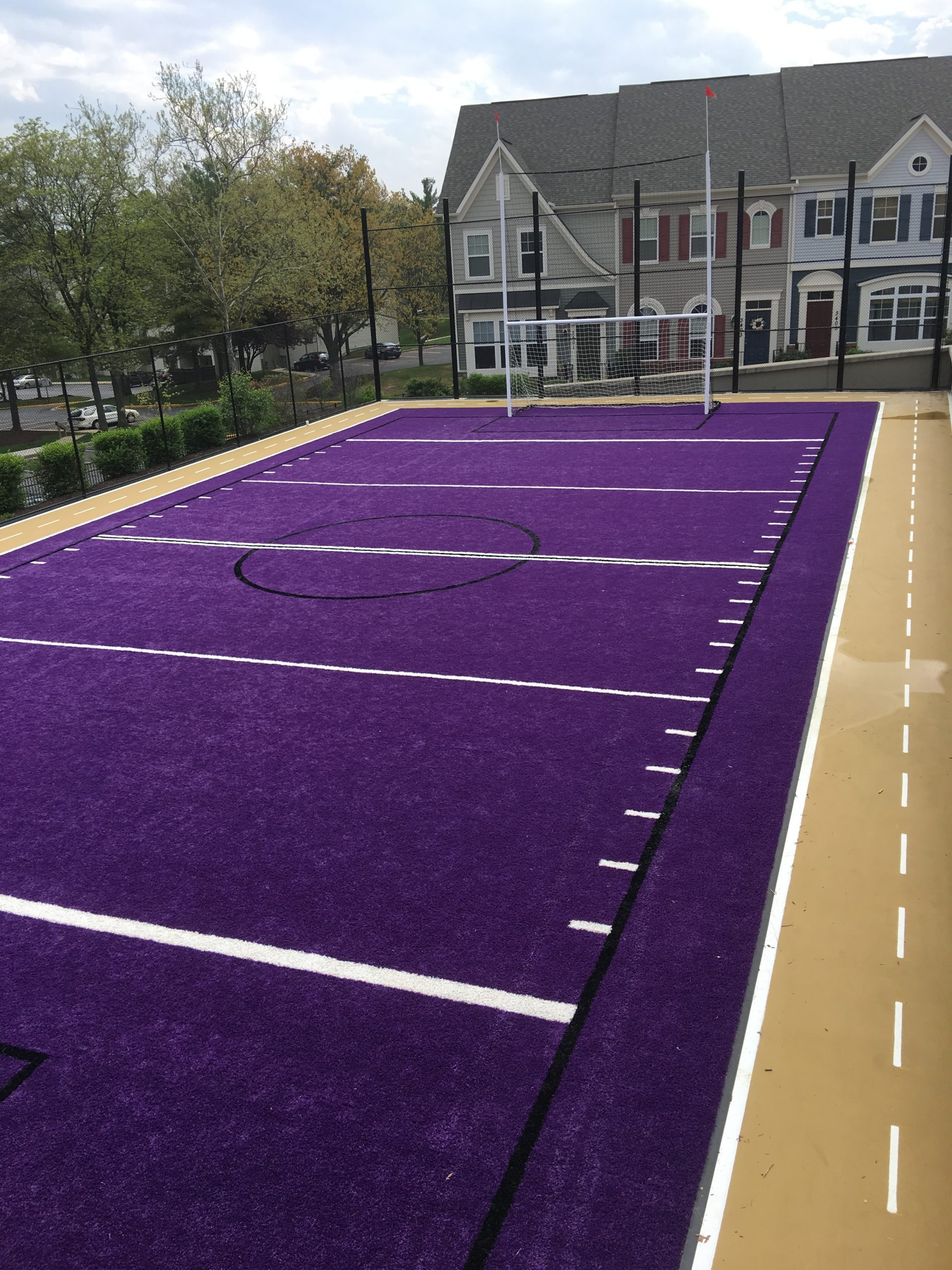 sports for artificial grass