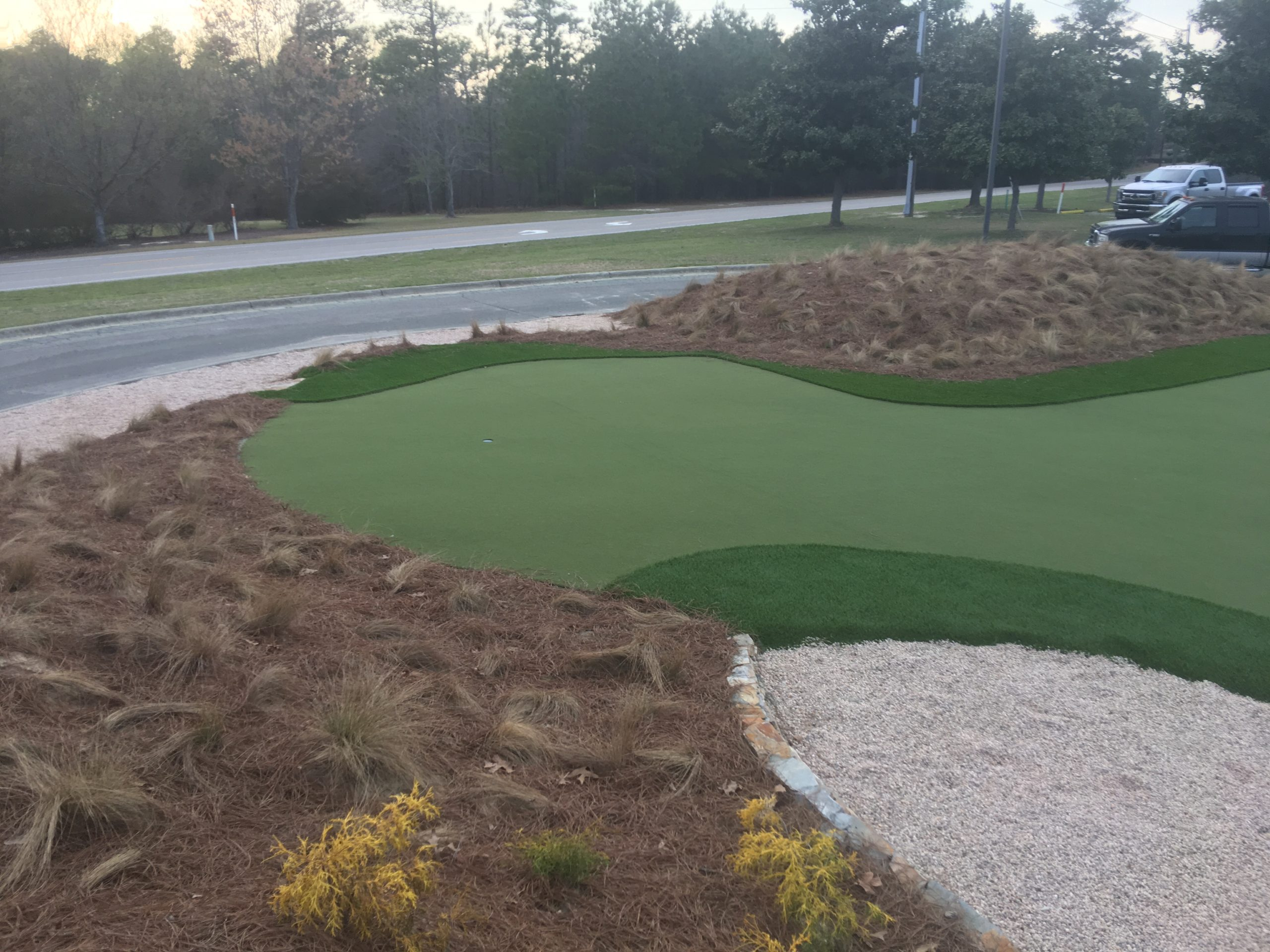 putting green in indiana