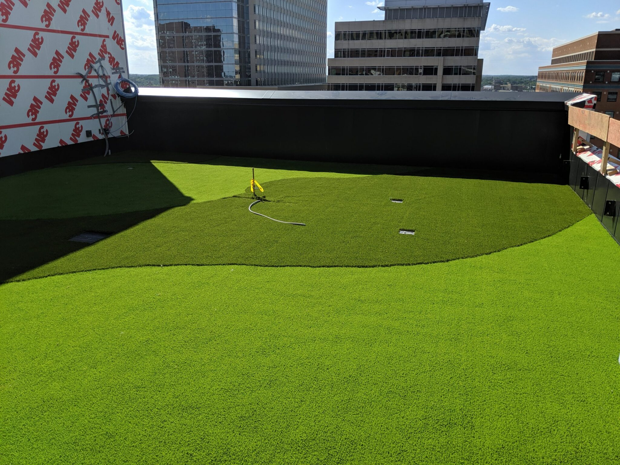 artificial grass, putting green installation near me