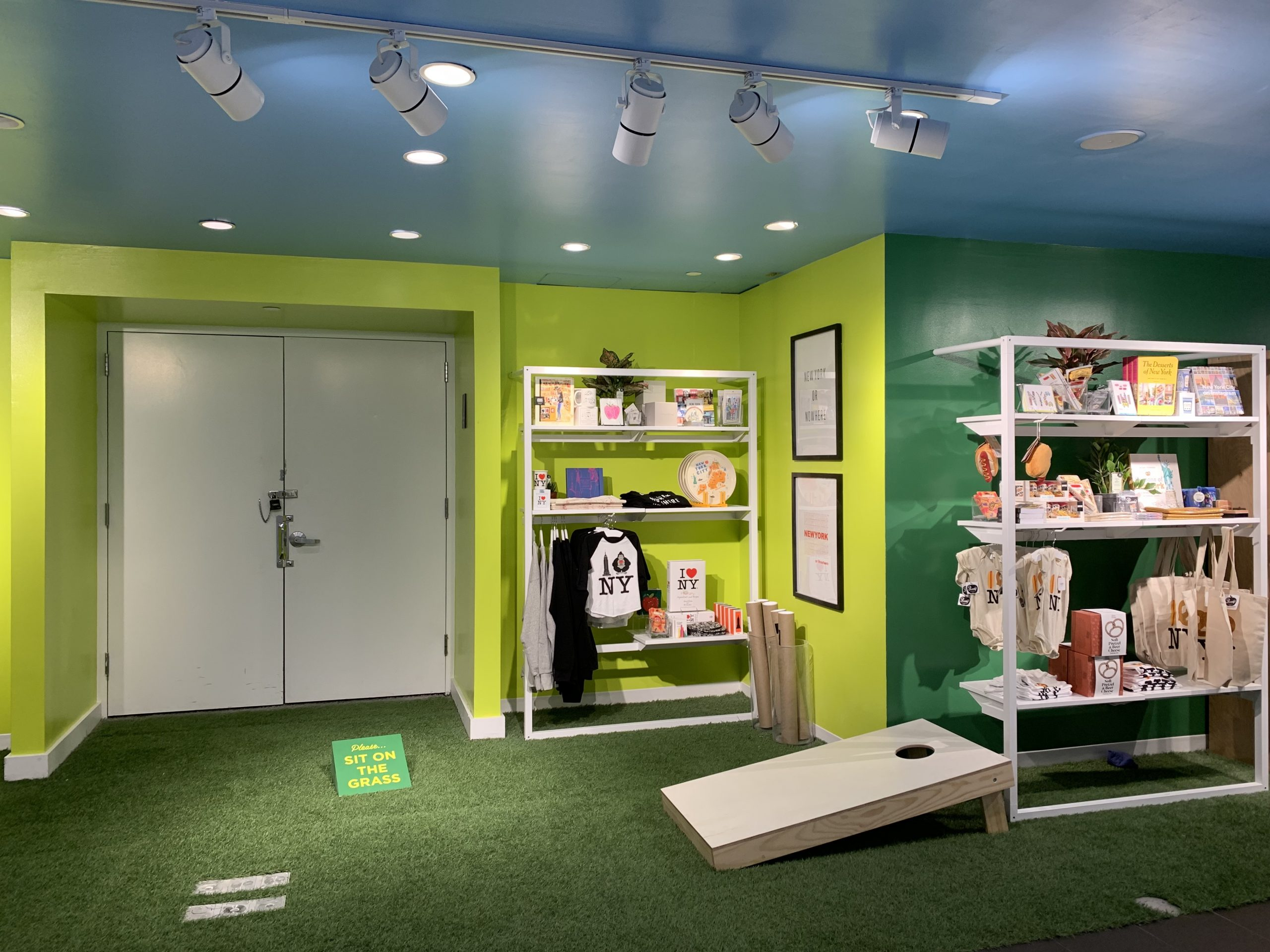 artificial lawn, for commercial space Indiana
