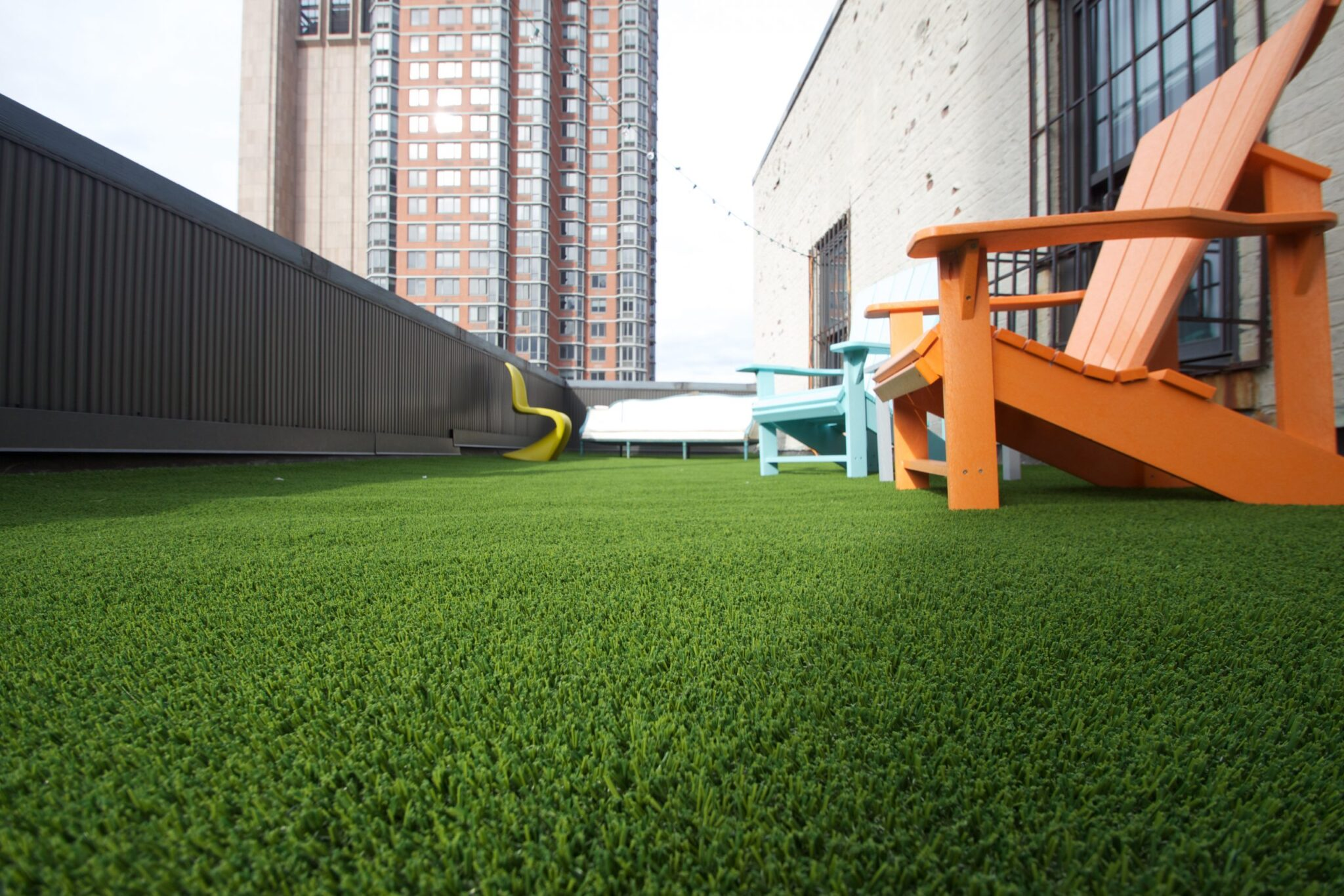 commercial space artificial grass