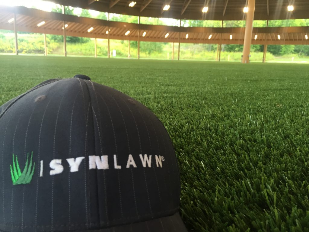synlawn installation for artificial grass