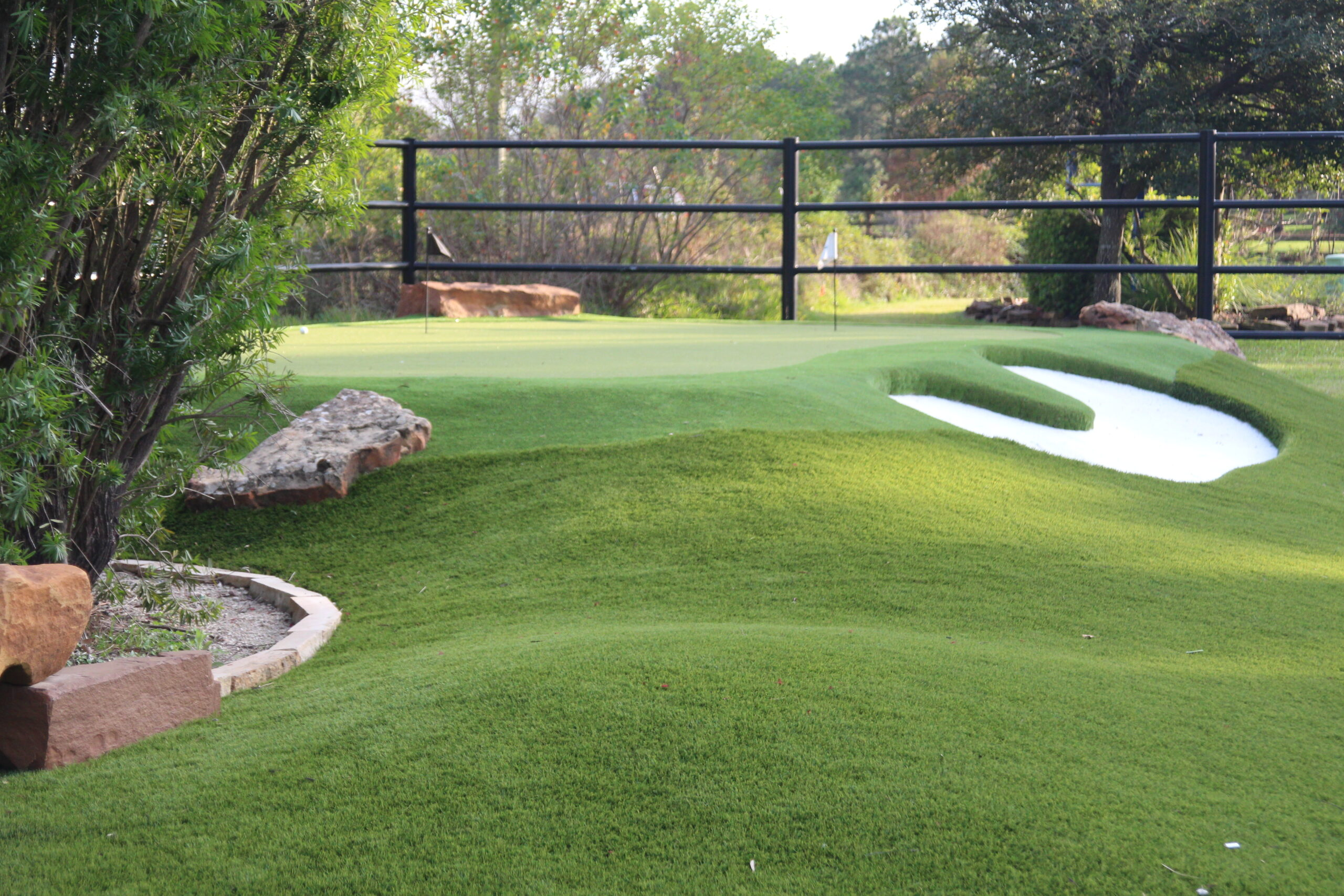 affordable community putting green