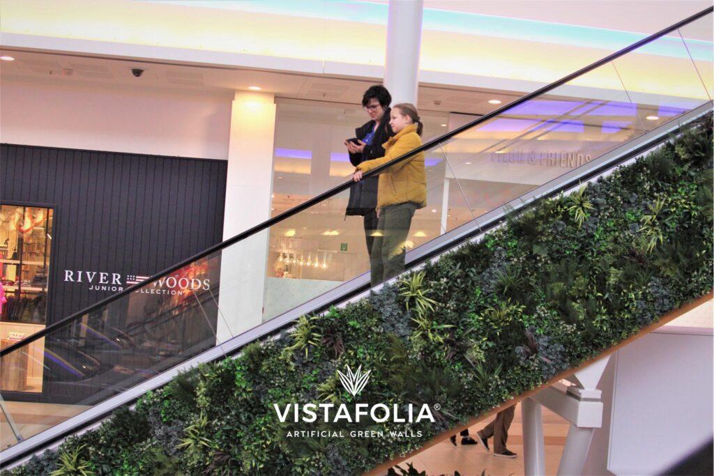 commercial mall vistafolia, artificial grass