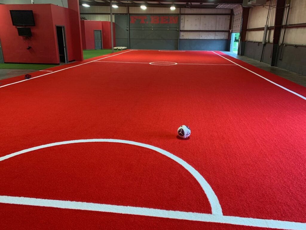 SYNLawn® and Elite Training & Sports Performance Team Up to Create a Brand-New Indoor Training Facility