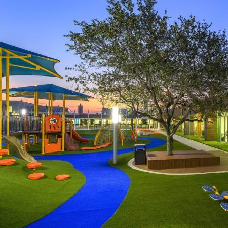 SYNLawn indiana playgrounds and day care facilities
